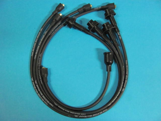 Lancia Fulvia S1,S2,S3 Ingnition Wires Set.