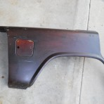 Lancia Fulvia Berlina S1 RT SIDE COMPLETE NEW OLD STOCK 1/4 PANEL