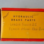 LANCIA FLAVIA CALIPERS FRONT BRAKE KIT
