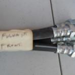 Lancia Fulvia S1, Flavia S1 Front Brake Lines Rubber