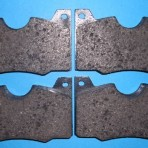 LANCIA FULVIA S2/FLAVIA S3 FRONT BRAKE PADS