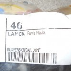 LANCIA FULVIA,FLAVIA S1 FRONT LOWER BALL JOINT RT,LT
