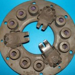 Lancia Fulvia 200MM 4 Speed Clutch Cover  Plate