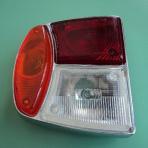 Lancia Flavia S1,Conv, Sport Zagato, Sedan Lt side New TaillampNOS