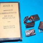 Lancia Appia, S2,S3 Ardera Marelli Starter Brushes Kit.