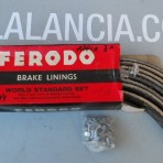 LANCIA APPIA BRAKE SHOES