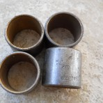 Lancia Fulvia S1, 1.1,1.2,1.3 Connecting Rod Bushings New Set
