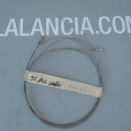LANCIA FULVIA S1,S2,S3 Hood,Bonnet Release Cable