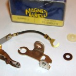 Lancia Appia All New Set Of Ignition Points 1,2nd Serie
