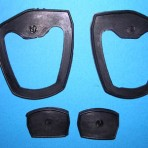Lancia Fulvia Coupe Door Handles Gaskets