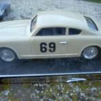 LANCIA B 20 RALLY MONTECARLO 1954 ( BRUMM)
