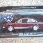 LANCIA 2000 COUPE' HF 1971