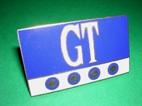 Lancia Fulvia GT Emblem