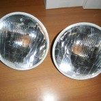Lancia Appia S3 Convertible Carello New Head lamps lenses