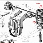 Lancia Aurelia,Faminia Rear Trans Carrier Bushings