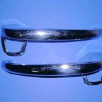 Lancia Fulvia S1 Coupe New Re Crome Outer Handles