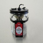 Lancia Flaminia New Reproduce Washer Bottle