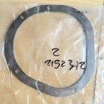 Lancia Flavia 1.5,1.8 lower Oil Pan Gasket